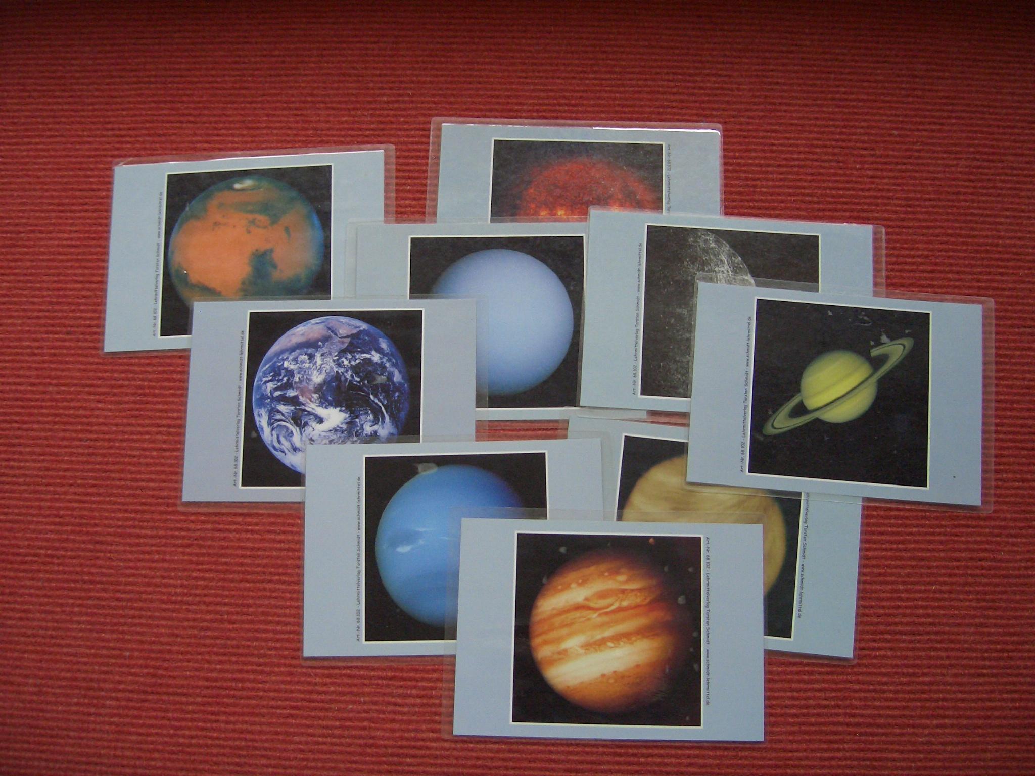 Planetenbilder